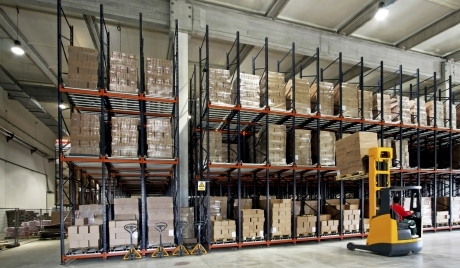 Chicago Warehousing and Logistics